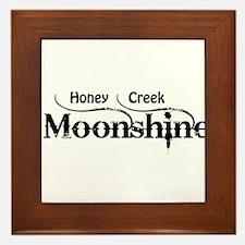 Honey Creek Moonshine Framed Tile