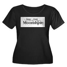 Honey Creek Moonshine Plus Size T-Shirt