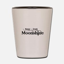 Honey Creek Moonshine Shot Glass