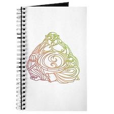 Swirly Buddha Journal