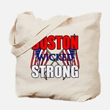 Boston wicked Strong 2 Tote Bag