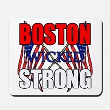 Boston wicked Strong 2 Mousepad