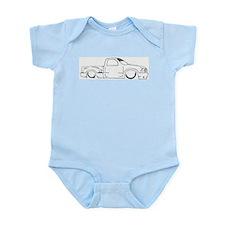 Mini Truck Infant Bodysuit