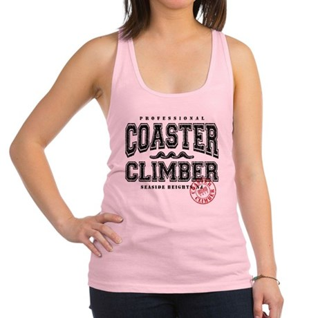 Seaside Coaster Climber Racerback Tank Top