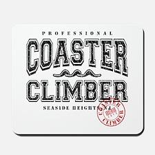Seaside Coaster Climber Mousepad