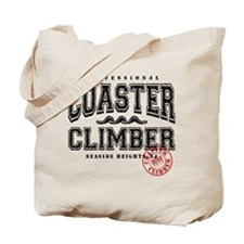 Seaside Coaster Climber Tote Bag