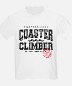 Seaside Coaster Climber T-Shirt