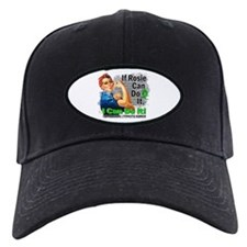 If Rosie Can Do It NH Lymphoma Baseball Hat