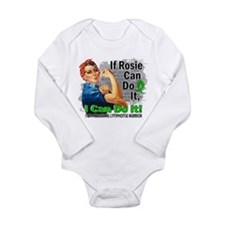 If Rosie Can Do It NH Lymphoma Long Sleeve Infant
