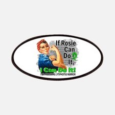 If Rosie Can Do It NH Lymphoma Patches