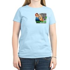 If Rosie Can Do It NH Lymphoma T-Shirt