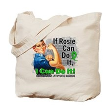 If Rosie Can Do It NH Lymphoma Tote Bag