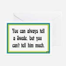 You Can Always Tell Greeting Cards (Pk of 10)