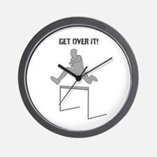 Get over it! Wall Clock