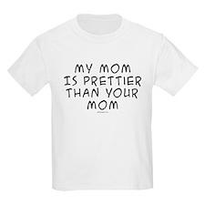 Pretty Mom Kids T-Shirt