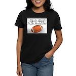 Girls & Football Women's Dark T-Shirt