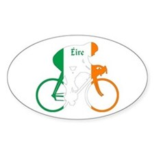 Irish Cycling Decal