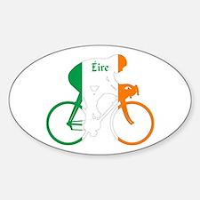 Irish Cycling Decal