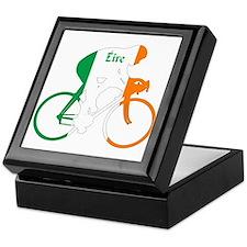 Irish Cycling Keepsake Box