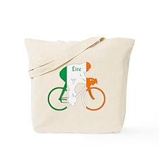 Irish Cycling Tote Bag