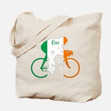 Irish Cycling Tote Bag