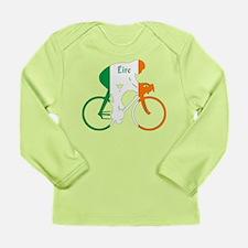 Irish Cycling Long Sleeve Infant T-Shirt