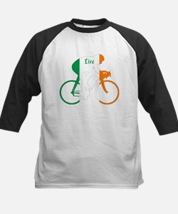 Irish Cycling Kids Baseball Jersey