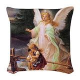 Angel Woven Pillows