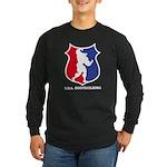 U.S.A. Bodybuilding - Long Sleeve Dark T-Shirt