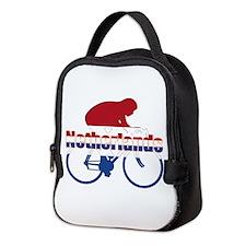 Netherlands Cycling Neoprene Lunch Bag