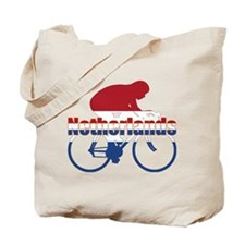 Netherlands Cycling Tote Bag