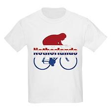 Netherlands Cycling T-Shirt