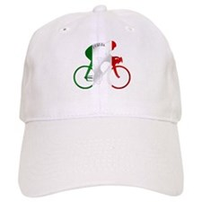 Italian Cycling Baseball Cap
