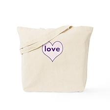Feelin Love Tote Bag