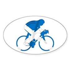 Scotland Cycling Decal
