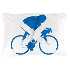 Scotland Cycling Pillow Case