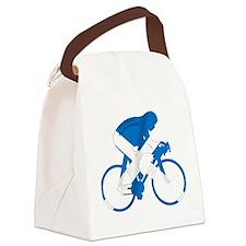 Scotland Cycling Canvas Lunch Bag