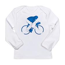 Scotland Cycling Long Sleeve Infant T-Shirt