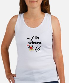 Home is Where the Heart Is! Tank Top