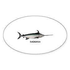 Swordfish Logo Decal