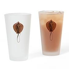 Southern Stingray Drinking Glass