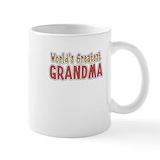 WORLDS GREATEST GRANDMA Mug