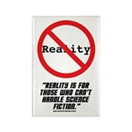Reality Free Rectangle Magnet