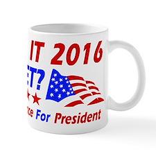 Pence for president Mug