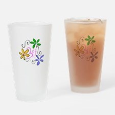 BFFs Drinking Glass