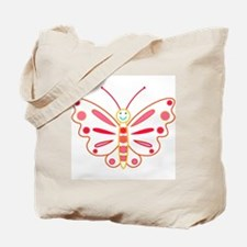 Happy butterfly - Tote Bag