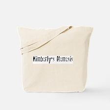 Kimberly's Nemesis Tote Bag