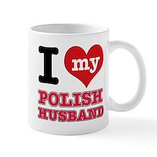 I love my Polish Husband Mug