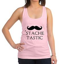 'Stache Tastic Racerback Tank Top