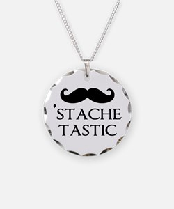 'Stache Tastic Necklace